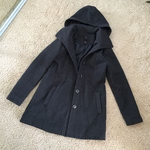 Forever 21 trench coat jacket